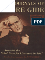 Gide, André - Journals, Vol. 2, 1914-1927 (Knopf, 1948)