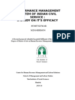 Cover for a Report