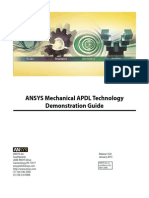 ANSYS Mechanical APDL Technology Demonstration Guide.pdf