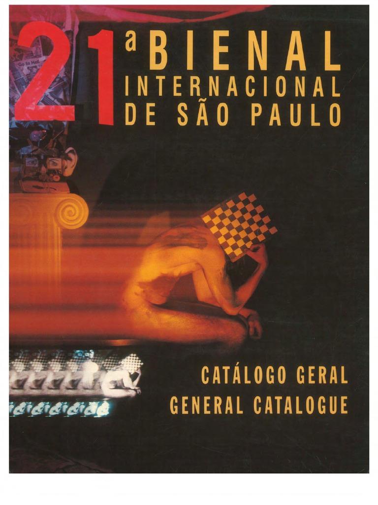 21 bienal de so paulo catalogo geral 1991pdf fandeluxe Choice Image