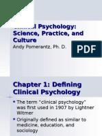 Pomerantz 2e Chapter01 PowerPoint