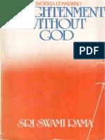 Enlightenment Without God(Mandukya Upnishad)Swami Rama