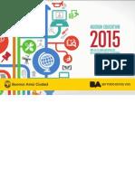 Agenda Educativa 2015
