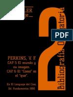 """Perkins """"El lenguaje del cine"""""""