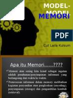 Model- model memory