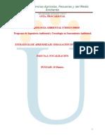 Paso No.1 Focalizacion microbiologia