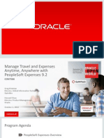 CON7586_Shaw-CON7586 - Manage Travel and Expenses Anytime, Anywhere With PeopleSoft Expenses 9.2