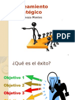4. Planeamiento estratégico