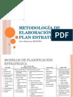 5. Metodología de PE