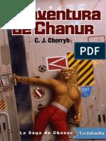 La Aventura de Chanur - C. J. Cherryh