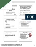 Phys Chem Exam of Urine Ppt Handout 2012 [Compatibility Mode]