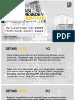 STUDIO PERANCANGAN ARSITEKTUR 4 DESAIN HOTEL