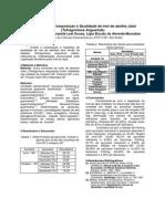 Analise de Mel em HPLC