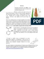 Plantas Con Accion Analgesica