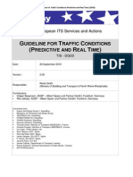 Tis-dg03 Traffic Condition Information - 100928