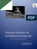 Trabajo Paneles Solares Espaciales