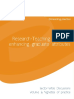 Research Teaching Linkages Vol2 Final