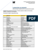 Caterpillar Master Glossary Latin Spanish-REVISION 2013-08-01