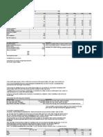 Whirlpool Spreadsheets