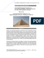 2007, The Great Pyramid Debate, 29th ICMA