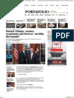 Obama Peru