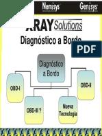 Diagnostico a Bordo (OBD I y II)