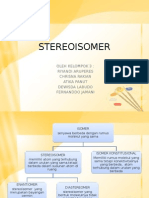 Stereo Isomer