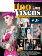 Skin Deep 2010 Tattoo Vixens #1