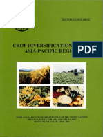 CROP DIVERSIFICATION IN THE ASIA-PACIFIC REGION