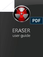 Eraser Documentation