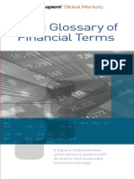 2013 Glossary of Financial Terms
