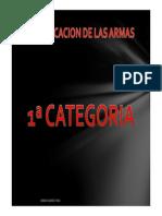 Categoria de Las Armas