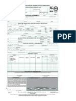formulario comfenalco