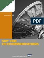 SAP Telecommunication