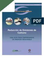 Reducción de Emisiones de Carbono