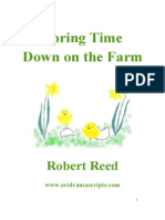 spring time down on the farm 2009 robert reed