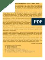 Resumen Philippe Meirieu
