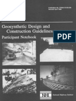 Geosynthetic Design and Construction Guidelines by Abudabeeja