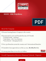 HDFC HR Practice