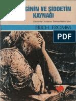 Erich Fromm - Sevginin Ve Şiddetin Kaynağı (1)