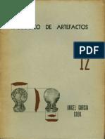 GARCÍA COOK, A. Análisis Tipológico de Artefactos. 1967
