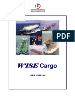WISE Cargo User Manual - Ver 6 (A4)