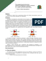 CAT165 - PRATICA 2 - Diodos Semicondutores _ PARTE1