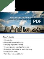 IOD Performance 101
