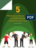 Unidade 5 - Prevenir e Atuar Com Autoridade Na Tentativa de Cola