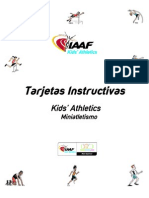 IAAF Kids' Athletics - Educational Cards