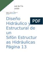o Estructural de Un Sifon Invertido Circular.docx