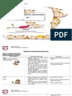 Planificación Semestral 1 y 2 Segundo Básico 2015
