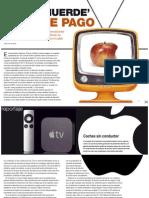 2015-Apple Quiere Su Propia TV de Pago