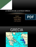 La Medicina de La Antigua Grecia